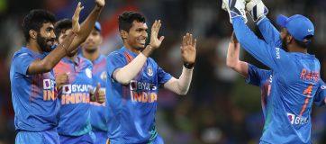India Whitewash New Zealand; Win T20 Series 5-0