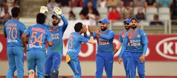 India Kick-Off New Zealand Tour With Impressive Win