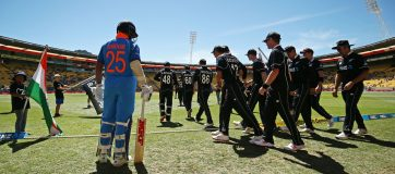 New Zealand Seek To Stop India's Momentum