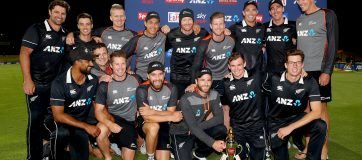 New Zealand Complete 3–0 Sweep Of Hapless India
