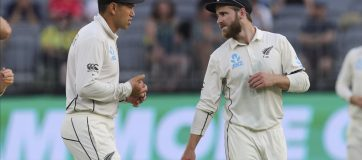 Strong New Zealand Squad Takes On India In Test Opener