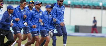 India Cricketers Benefit From Forced Break