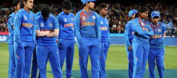 India Women Succumb Tamely To Australia