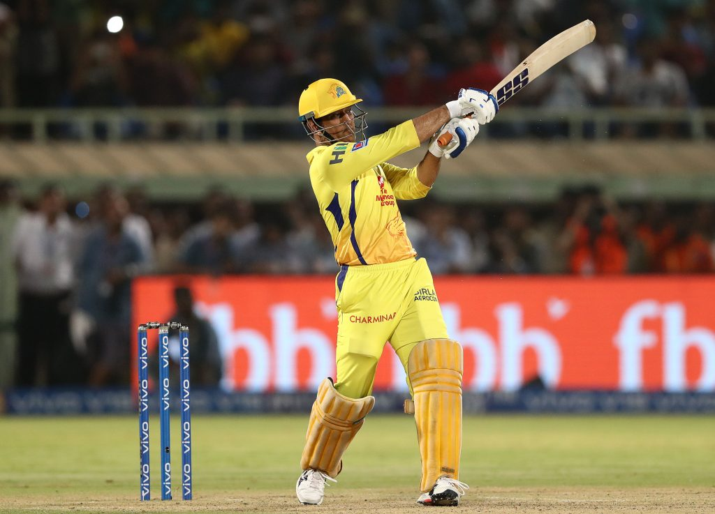MS Dhoni Back With CSK Ahead of IPL 2020