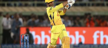 MS Dhoni Back In Spotlight At CSK