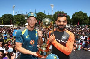 India Lose No. 1 Spot To Australia In Tests
