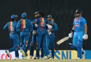 India Set For Sri Lanka Tour