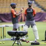 Fielding Coach Sridhar Chalks Out Plans; Test Mode Focus