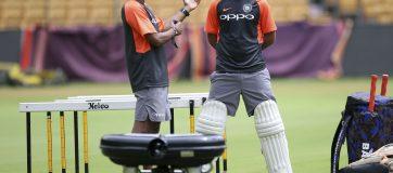 Fielding Coach Sridhar Chalks Out Plans; Test Mode Focus
