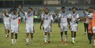 Mohun Bagan Win I-League And Fans Break All Social Distancing Guidelines In Kolkata