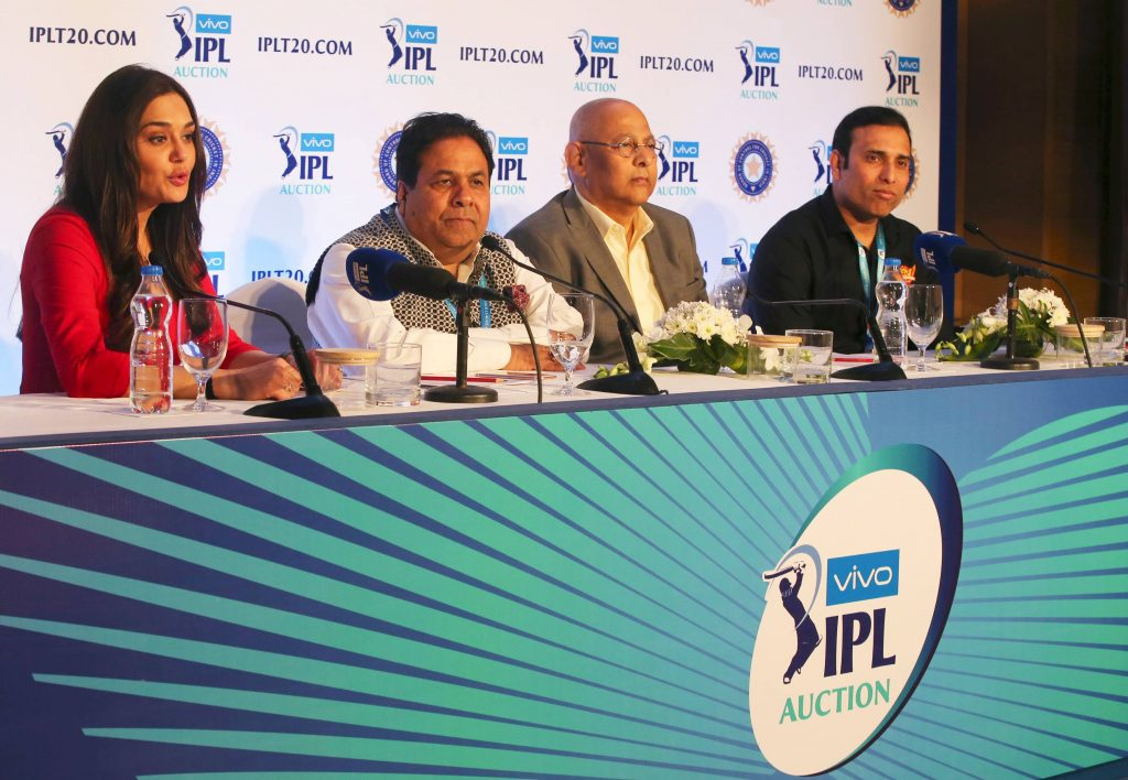 IPL team owners sitting ahead of IPL Auction 2021