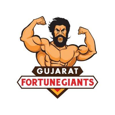 Gujarat Fortune Giants logo