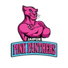 Jaipur Pink Panthers logo
