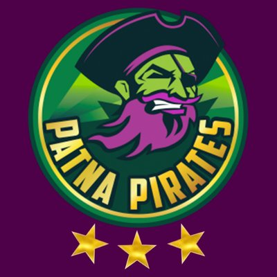 Patna Pirates logo