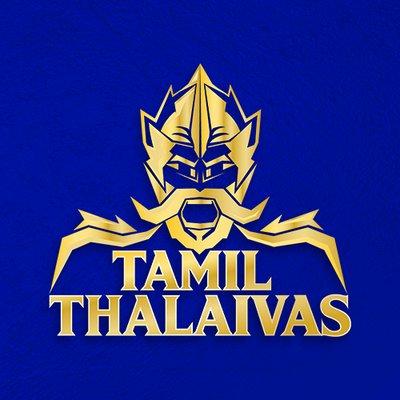 Tamil Thalaivas logo
