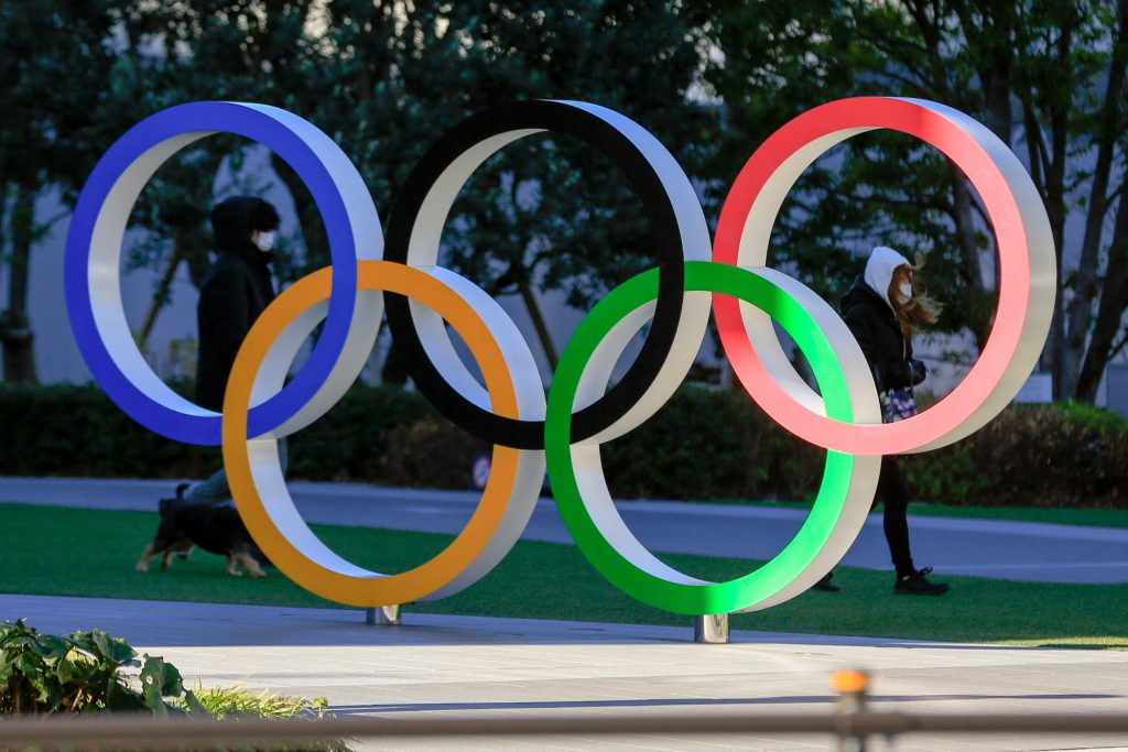 USA lead the table in Olympic betting odds
