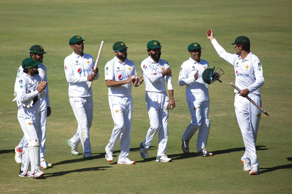Pakistan are betting favorites against Windies